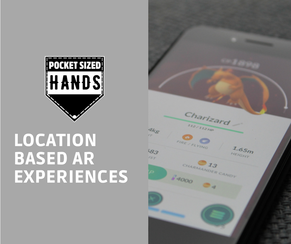 Location Based AR Experiences