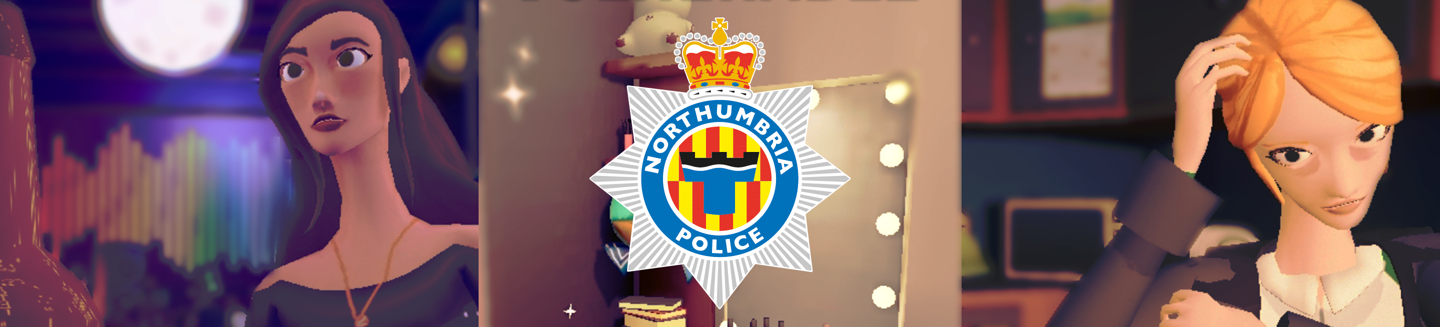 Northumbria Police Banner