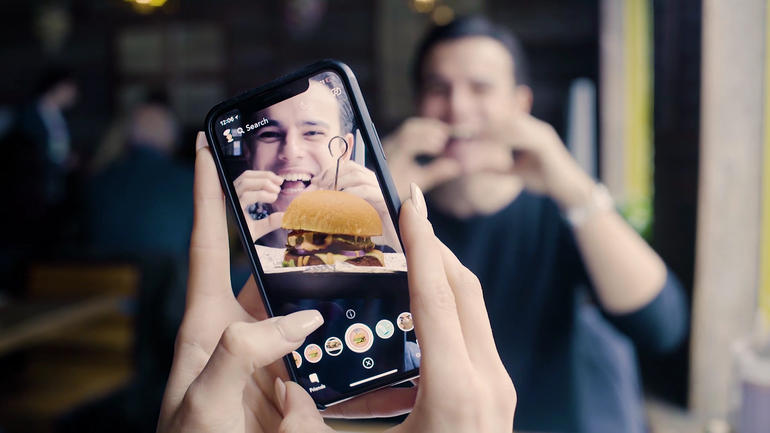 Augmented reality in food industry