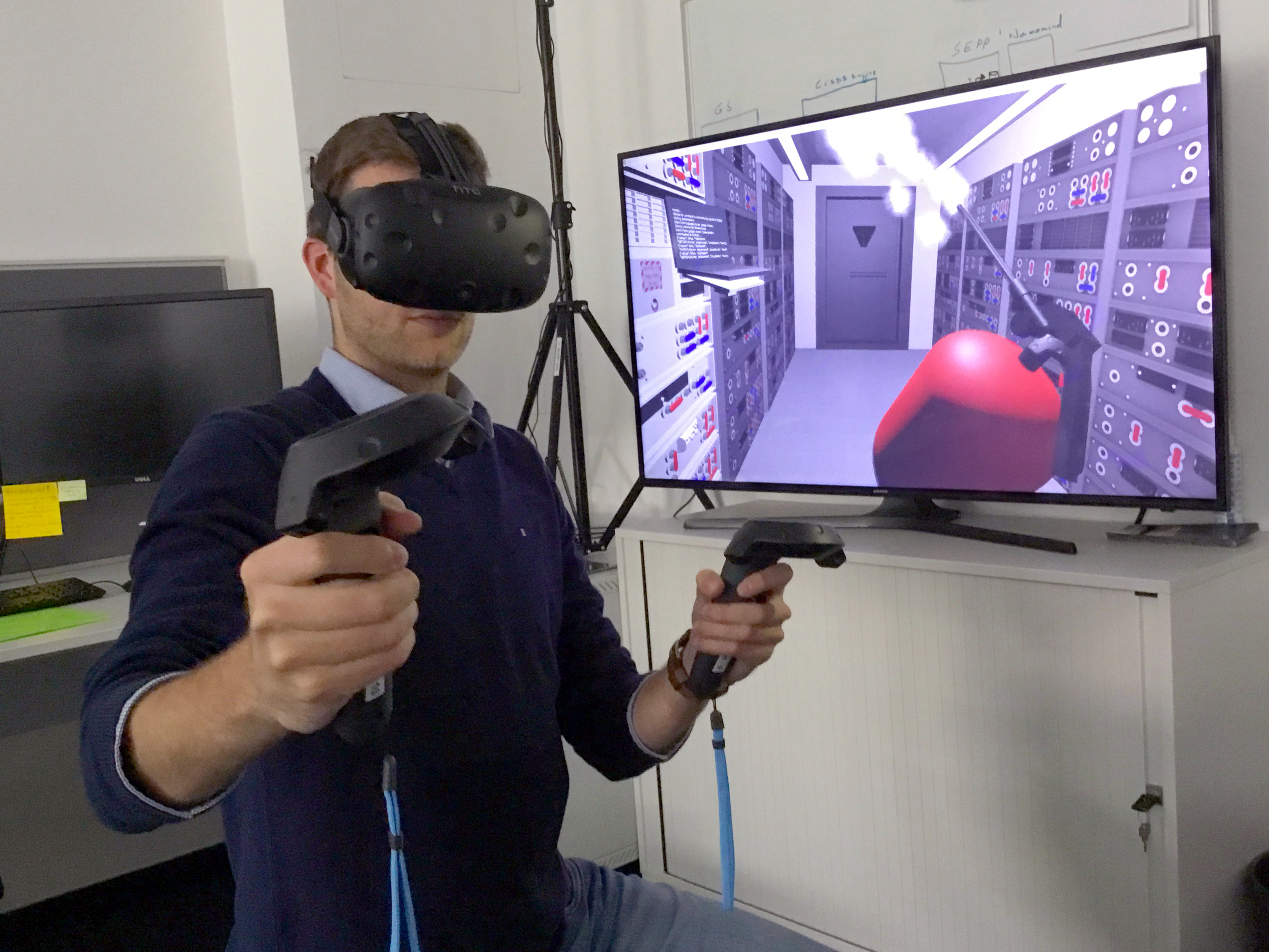 VR use in Construction