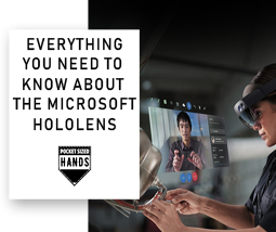 Everything You Need To Know About The Hololens