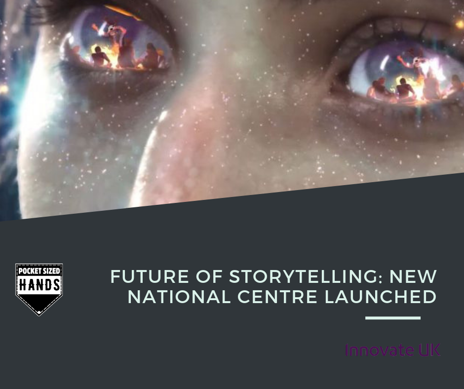 Future of Storytelling: New National Centre Launched