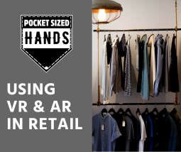 Using VR & AR in retail