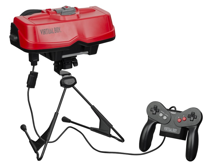 Image of the Nintendo Virtual Boy
