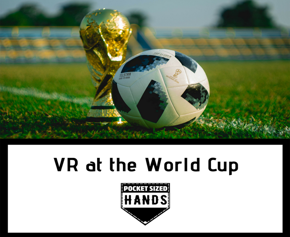 VR at the World Cup